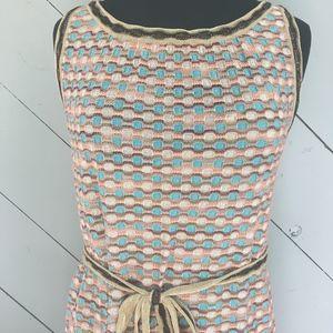 Vintage Missoni Sleeveless Shift Dress